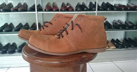 Sepatu Formal Pantofel Hitam Kulit Pria Ekslusif Gsa 2 toko sepatu kulit asli magetan harga grosir