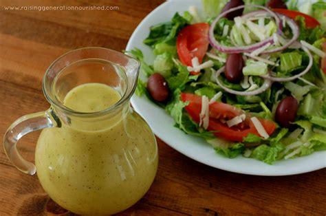 Olive Garden Caesar Salad by Paleo Avocado Bacon Salad Dressing Raising Generation