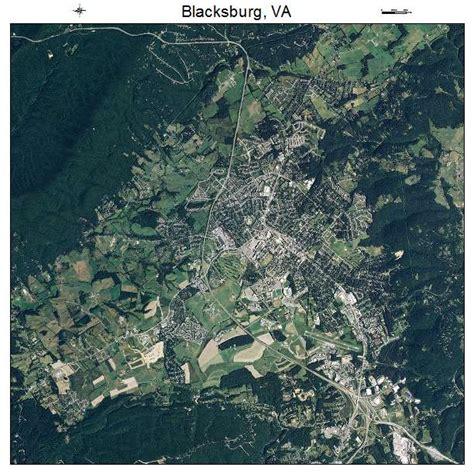 blacksburg va map aerial photography map of blacksburg va virginia