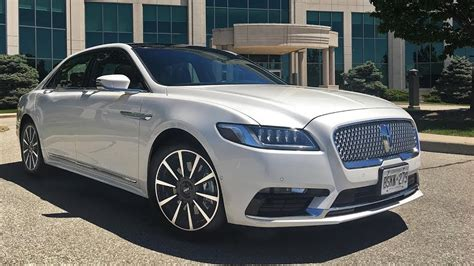 new lincoln continental pics 2018 lincoln continental review
