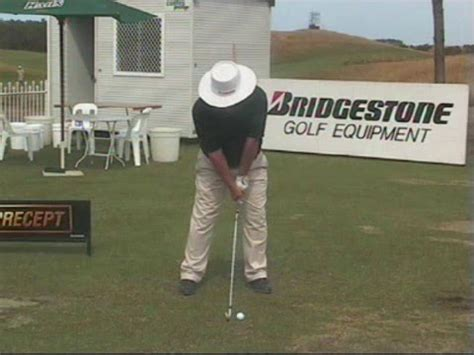 right sided golf swing instruction gary edwin golf the right sided swing how to save