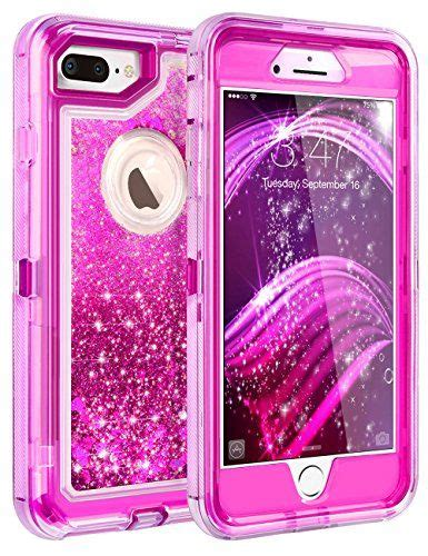 iphone   case iphone   case coolden  glitter sparkle dual layer quicksand liquid