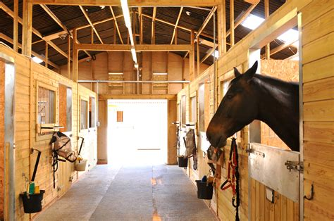 Pool House Designs 15 amazing horse barns you could probably live in