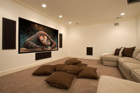 home cinema decorating ideas basement home theater design ideas for your modern home