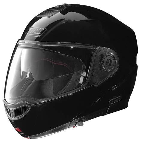 Helm Nolan N104 Evo Nolan N104 Evo Helmet With Mcs Ii Headset Solid Revzilla