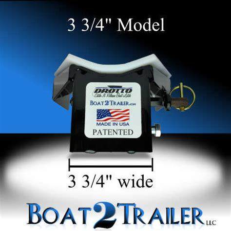 boat trailer automatic bow latch drotto boat latch 3 3 4 quot model automatic boat launch and