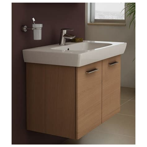 Bathroom Basin Furniture Vitra S20 85cm Vanity Unit And Basin Uk Bathrooms