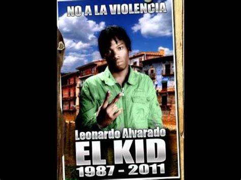 Kid Alda 2 el kid pelo negro pensando en voz alta