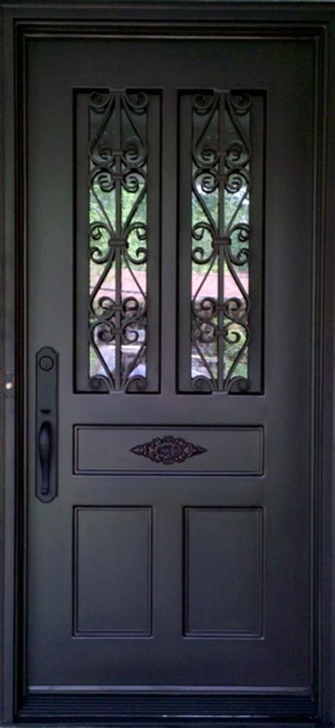 Zylstra Door by Doors Iron