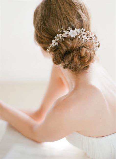 wedding hair up buns 73 wedding hairstyles for medium hair