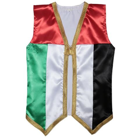 Vest Abu Abu Size Xl Second trendy forever boy s uae flag vest price review and buy