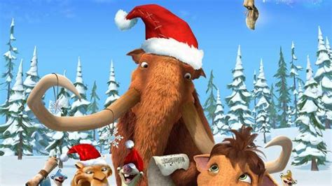 ice age mammoth christmas cast ice age a mammoth christmas what time is it on tv cast