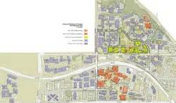 Microsoft redmond campus development plan the plan shows new buildings