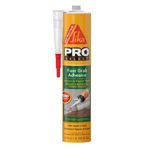 sikaflex 10 fl oz sealant 427706 the home depot