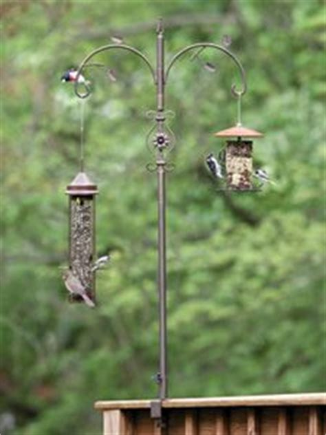 this is the best setup for bird feeding more arms can