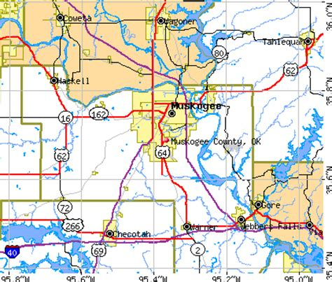 map of muskogee oklahoma map of muskogee oklahoma area pictures to pin on