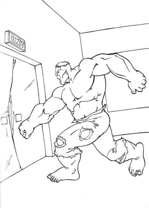 hulk movie coloring pages the hulk coloring pages