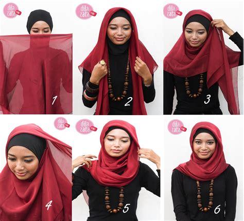 sachy tutorial hijab segitiga