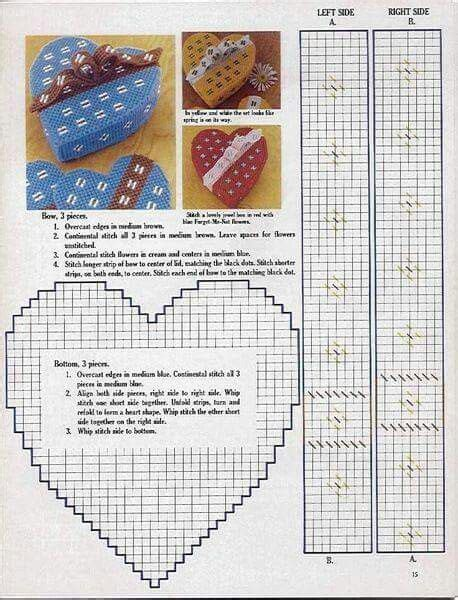 heart pattern plastic canvas 1000 images about diy plastic canvas on pinterest