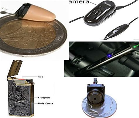 spy gadgets world s strangest spy gadgets include 80 000 volt electric