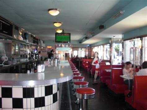 American Diner Decorations classic decor picture of trixie american diner buenos