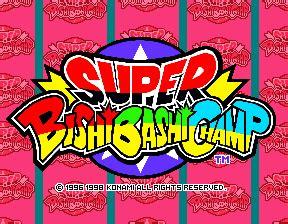 emuparadise bishi bashi super bishi bashi chionship ver jaa 2 players rom