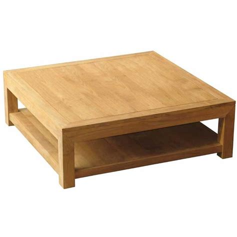 Table Basse Carree Pas Cher