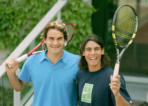 top tennis what the world s top tennis players looked like when their careers started business