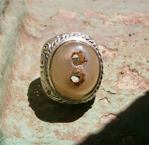 Batu Akik Ereke Motif 5 Tembus pesona batu akik cba20 batu combong motif angka 8