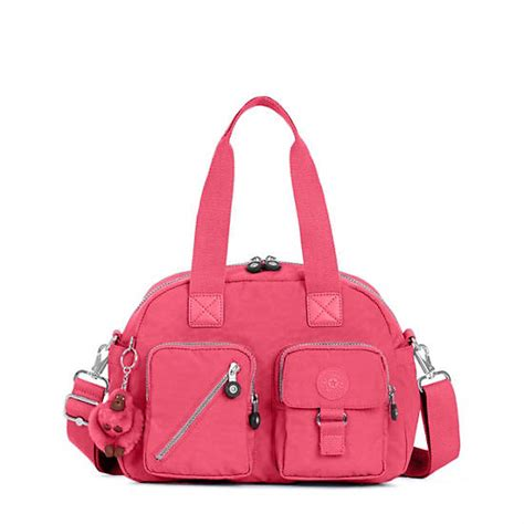 Tas Travel Kipling Selempang Travel Mini Fitness Bag 08232 8 defea handbag vibrant pink kipling