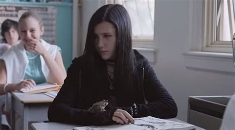commercial goth girl tim burton would love this german home improvement ad