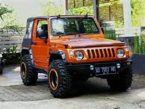 Lu Mobil Suzuki Katana mobil suzuki jimny katana sanctuary orange 4 stuff to