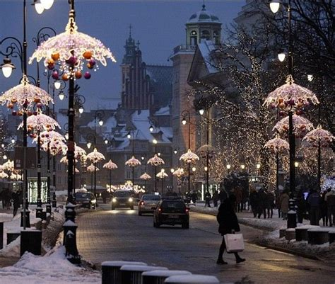 imagenes navidad invierno imagenes de ciudades con iluminaci 243 n navide 241 a