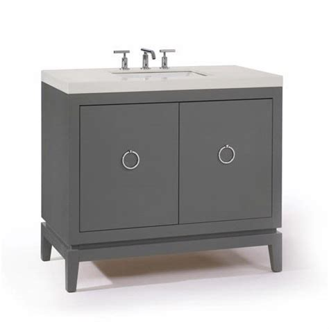 waterfall the diplomat 40 quot vanity 0106 bath vanity from