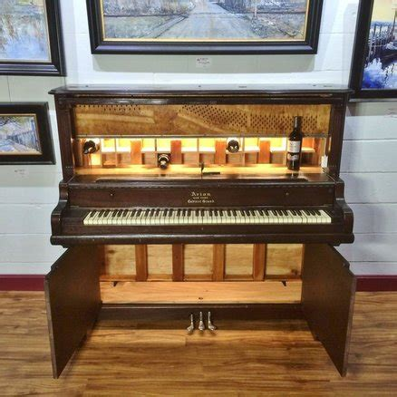 Upright Bar Cabinet Sold 1913 Arion Upright Piano Bar Wine Liquor Cabinet By Michael Lumberjocks