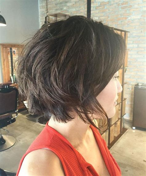 textured hairstyles for 50 50 cute and easy to style short layered hairstyles