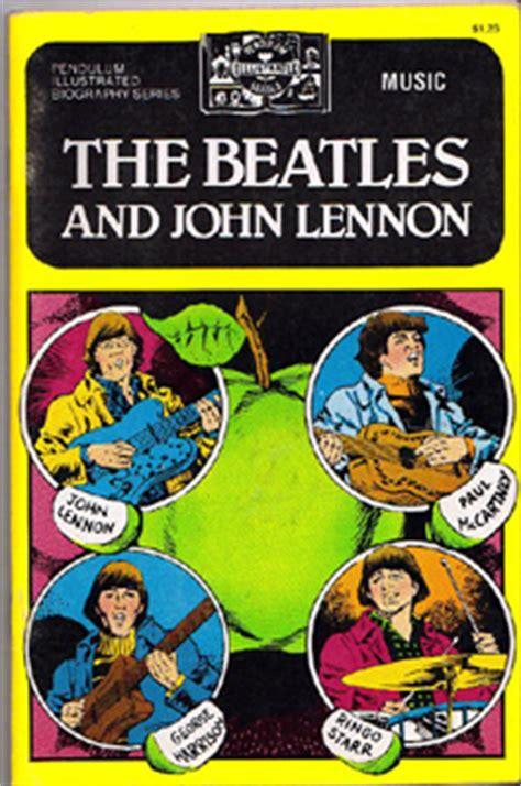 john lennon illustrated biography pendulum illustrated biography series 1979 the beatles