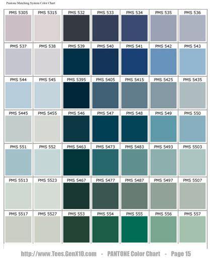 u of m colors pantone color chart pms color my world