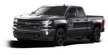 Chevrolet Silverado Special Edition Chevrolet Introduces Special Edition Evil Looking