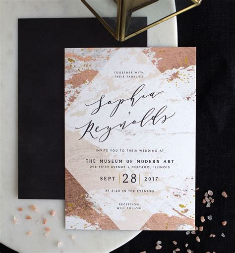 Unique Modern Wedding Invitations by 560 Best Wedding Invitations Images On
