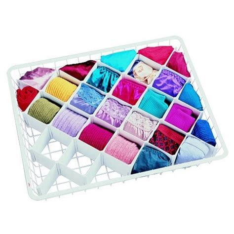 Sock Dividers For Drawers by Sock Drawer Organizer 7 Cool Ideas