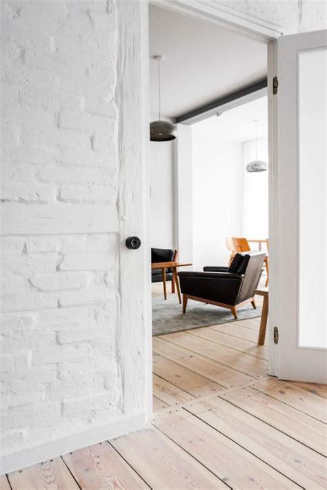 minimalist apartment  loft kolasinski studio poland