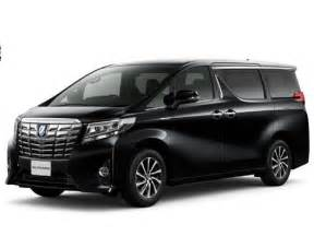 toyota cars brand new brand new toyota alphard executive lounge for sale