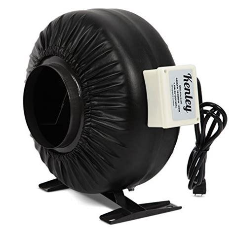 inline duct booster fan reviews kenley 440 cfm air inline duct fan 6 inch exhaust booster