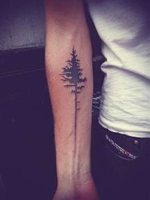 forearm tree tattoo best tattoo ideas amp designs