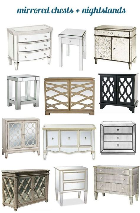 best 25 mirrored nightstand ideas best 25 mirrored nightstand ideas on mirror furniture mirrored furniture and bedrooms