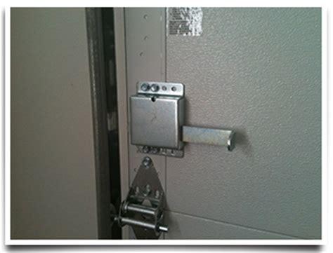 Garage Door Track Lock Garage Door Accessories And Parts All County Garage Doors