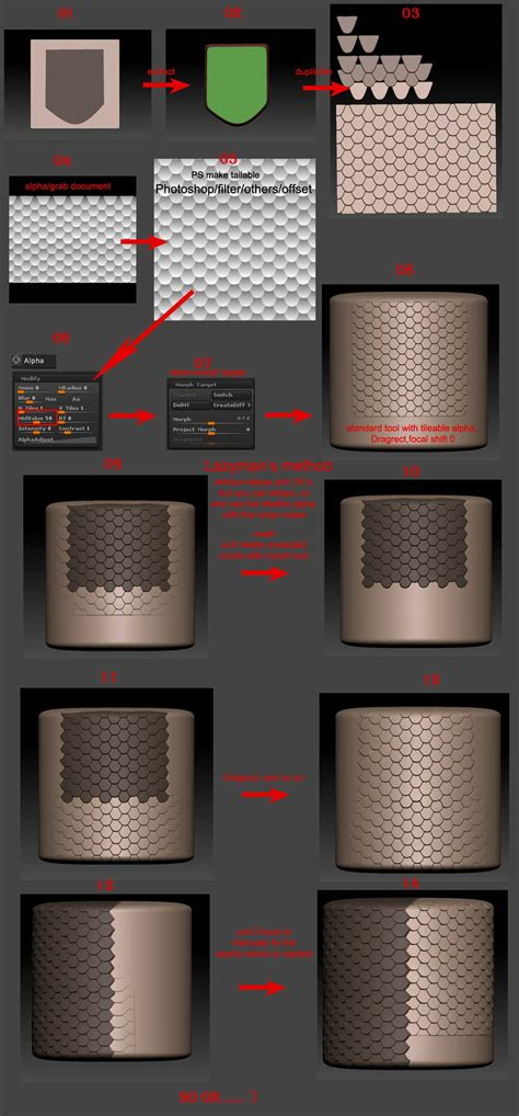 zbrush chainmail tutorial ovidius s new sketchbook page 4