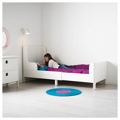 Extendable Bed by Busunge Extendable Bed White 80x200 Cm
