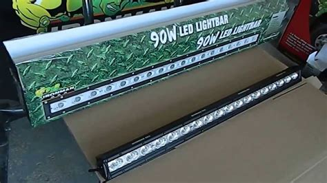 Ironman Led Light Bars Ironman 4x4 Led Bar Iledsr756 Huma Oto Road Aksesuar